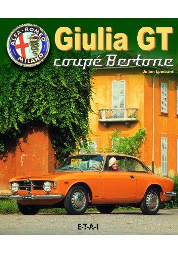 Alfa Romeo Giulia GT coupé Bertone par Julien Lombard