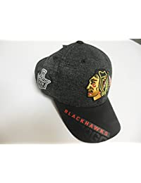 Chicago Blackhawks 2016 Stanley Cup Playoff Reebok Interview Hat Adult