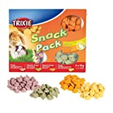 Trixie Snack Pack, 4 var. drops for small animals, 4 × 35...
