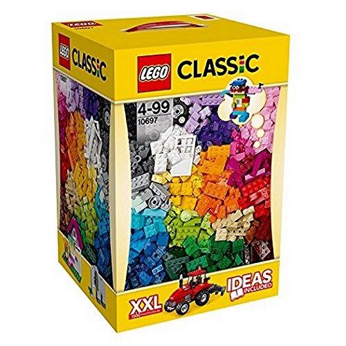 Lego 10697 Xxl Grande Scatola Creativa 1500 Pezzi