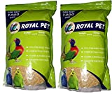 #10: Royal PET Budgie Foxtail Millet 1000g (Kangni | Pack of 2) | Healthy Food for Budgie | 2 kg Dry Bird Food (Pack of 2)