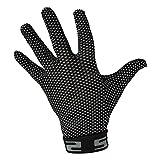 SIXS Carbon Unterzieh-Handschuhe schwarz L - Motorrad Unterziehhandschuhe
