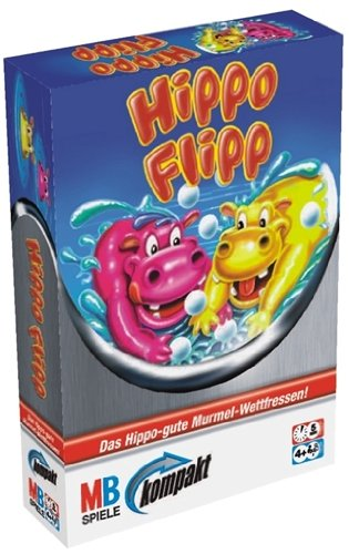 Hasbro 04613100 - MB Hippo Flipp kompakt