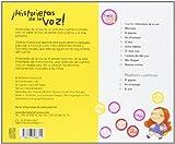 Image de Historietas de la voz: Historietas de la voz: obra de teatro infantil de Clara del Ruste (Historietas de instrumentos)