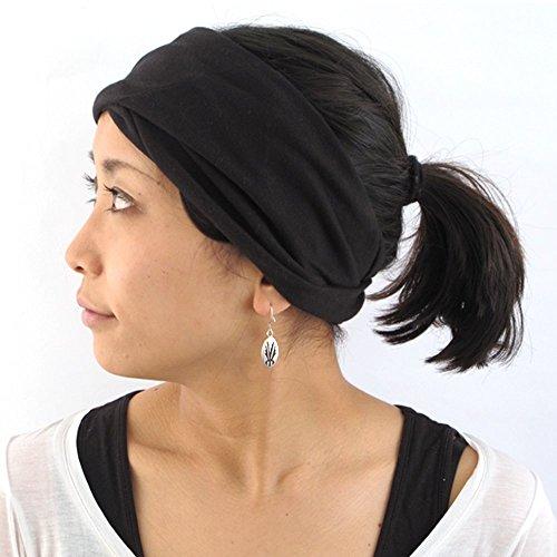 casualbox-damen-hergestellt-in-japan-stirnband-headband-haar-band-bio-baumwolle-haut-schwarz