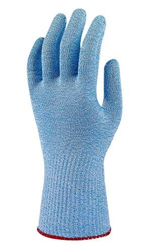 Ansell Ultrablade UB100 Gants pour usage spécifique, procédé agroalimentaire, Bleu, Taille 10 (Sachet de 3 paires)