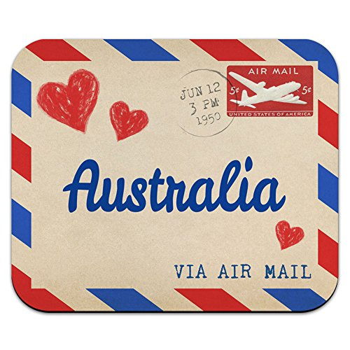 air-mail-postcard-love-for-australia-mouse-pad-mousepad