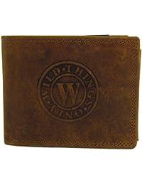 99a35ae5e094c WilD Vintage Herren Portemonnaie Used Look Handgemacht (sand Hochf.)