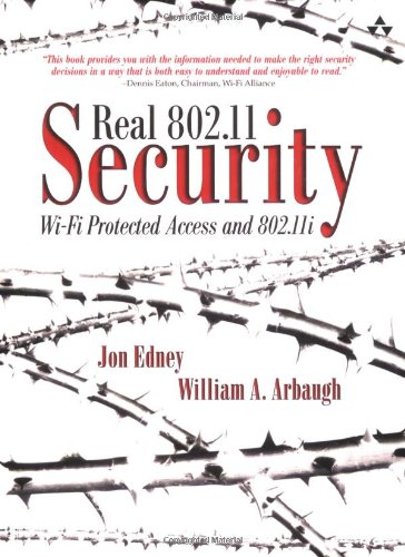 Preisvergleich Produktbild Real 802.11 Security: Wi-Fi Protected Access and 802.11i