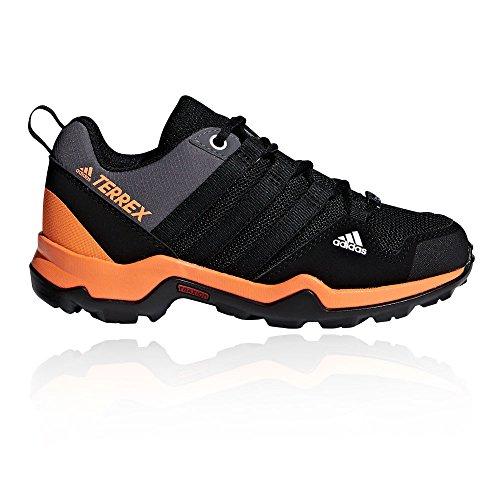 adidas Unisex-Erwachsene Terrex AX2R CP Trekking-& Wanderhalbschuhe, Schwarz Negbás/Naalre 000, 38 2/3 EU