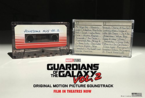 Guardians of the Galaxy: Awesome Mix Vol.2 (Mc) [Musikkassette] (Musik Audio Kassetten)