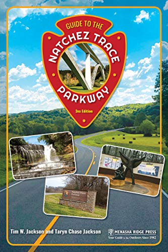 Guide to the Natchez Trace Parkway (English Edition)