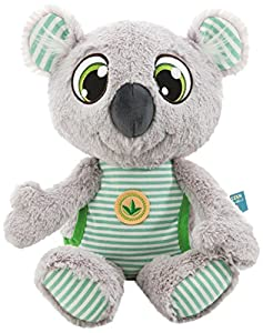 NICI- Dulces Sueños Koala Kappy Peluche, Color Gris, 38 cm (40844-411)