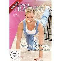 Personal Trainer - Bauch, Beine, Po: Fatburner Workout