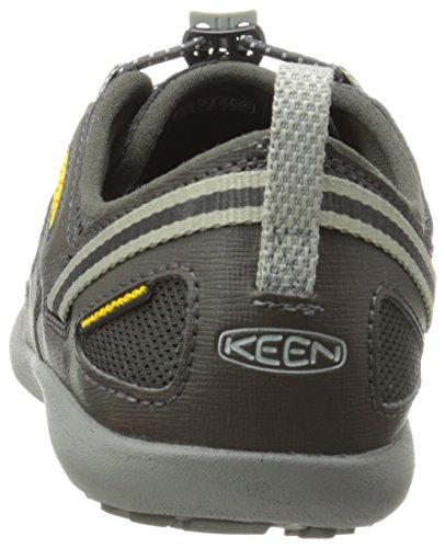 Keen Class 5 Tech, Stivali da escursionismo donna Grigio (grigio)