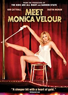 Meet Monica Velour by Kim Cattrall