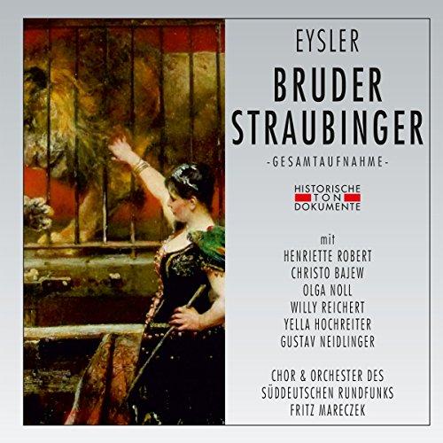 Bruder Straubinger [Import allemand]
