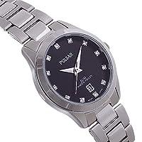 Pulsar Reloj Análogo clásico para Mujer de Cuarzo con Correa en Acero Inoxidable PH7277X1 de Pulsar
