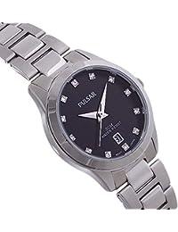 850dd6609cc7 Pulsar Reloj Análogo clásico para Mujer de Cuarzo con Correa en Acero  Inoxidable PH7277X1