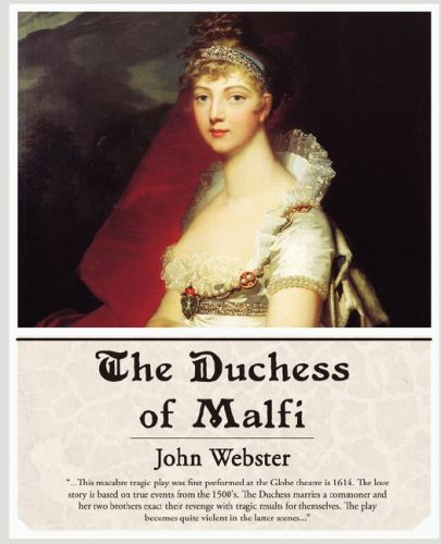 The Duchess of Malfi Cover Image