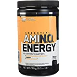 OPTIMUM NUTRITION Amino Energy Pêche - Cranberry 270g