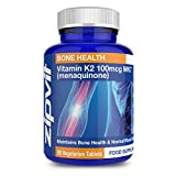 Vitamin K2 MK-7 100mcg (90 tablets)