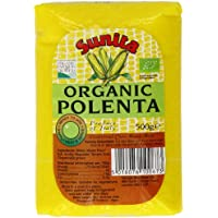 Sunita Organic Polenta 500 g (Pack of 6)