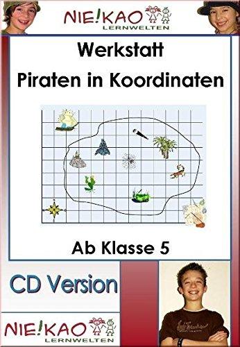 Werkstatt - Piraten in Koordinaten: CD - Version