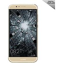 TU MOVIL_3.0 ® Protector pantalla cristal templado vidrio Premium Huawei Ascend G8