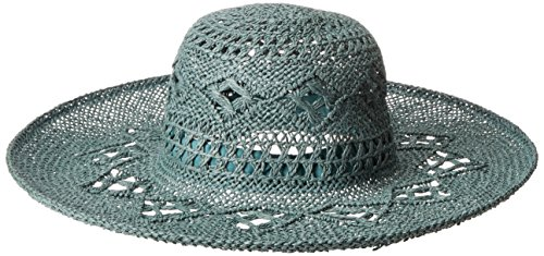 ale-by-alessandra-womens-floresta-intricate-weave-toyo-boho-floppy-hat-teal-one-size