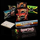 Elements King Size Ultra Thin Slim Rice Rolling Papers [1 Booklets] Snoop Dogg King Size Slim Rolling Papers [1 Booklets] Rolls69.uk ELEMENTS Slim Pre Rolled Smart Filter Tips (5.2mm) [5 Pocket Packs (50 Filters)] Rolls69 Jamaican Turbo (7mm) [1 x Pocket Pack (10 Filters)]