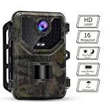 Best Hunting Cameras - Accfly Trail Wildlife Camera 16MP 1080P HD IP66 Review