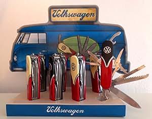 VW Volkswagen Couteau Couteau de poche multifonction pliant Couteau suisse