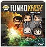 Funkoverse Strategy Game Harry Potter 100 Base Set
