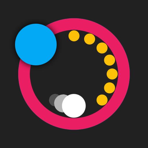Loop Circle Infinity Twist