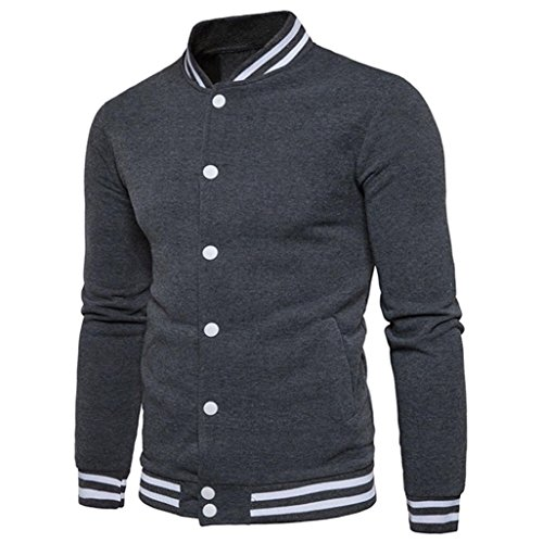 Winterpullover Strickwaren VENMO Neue Fashion Jacket Warm Wintermantel Slim Overcoat Kleider Herren Bomberjacke Winter College Männer...