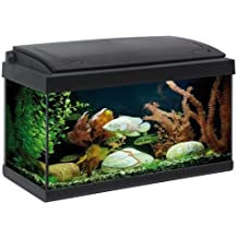 Acquario Milo 60 LuxLine nero - Acquario Sistema Di Illuminazione