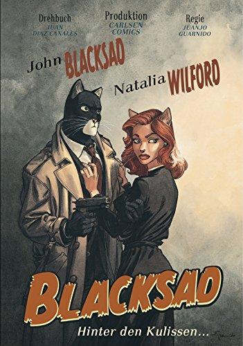 Blacksad. Hinter den Kulissen...