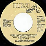 I Wished I Loved Somebody Else [Vinyl Single 7'']