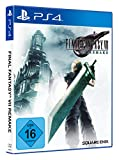 "Final Fantasy VII HD Remake inkl. Dynamic Theme ""Sephiroth"" (exklusiv  bei Amazon.de) [Playstation 4]"