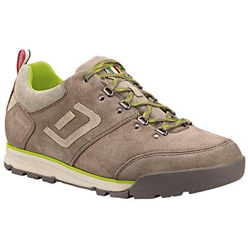 Dolomite , Chaussures de ville à lacets pour homme Fango/Verde