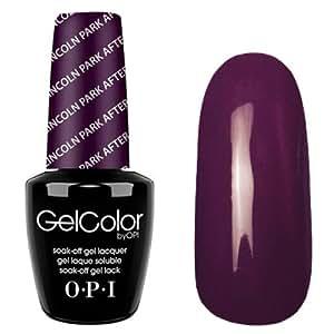 Vernis à ongles LED/UV OPI Gel Couleur 15ML - LINCOLN PARK AFTER DARK - 100% gel authenic - livraison gratuite