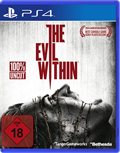 Software Pyramide PS4 The Evil Within