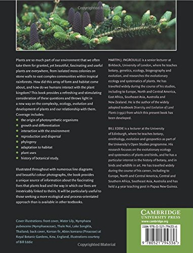 Plants Paperback: Diversity and Evolution