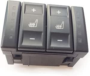 Elektrischer Sitzheizungsschalter Steuerung Sitze Heizungsschalter Für Mondeo Mk3 S Max 6m2t 19k314 Ac Bs7t 19k314 Ab Schwarzer Schalter Auto