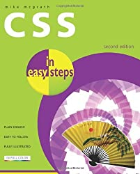 CSS in Easy Steps by Mike McGrath (2009-11-17)