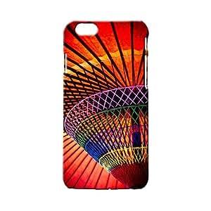 BLUEDIO Designer 3D Printed Back case cover for Apple Iphone 6 Plus / 6S plus - G1518