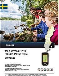 Garmin-cartes topographiques pro v4 götaland 010–12047–00 suède