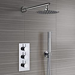 Thermostatic Mixer Shower Set 8