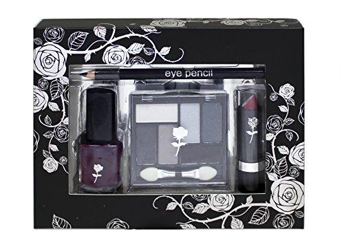 Geschenkbox 'Silver Roses', 2er Pack